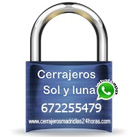 Cerrajeros Madrid 24 Horas 601441167