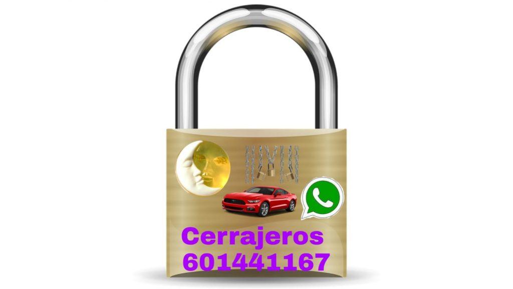 Cerrajeros Pinto 24 Horas 601441167